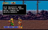 Golden Axe Amiga Dialogue