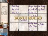 Agatha Christie: Death on the Nile Macintosh Bonus round letter scramble mini puzzle