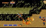 Golden Axe Amiga Stage 1