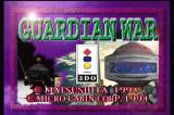 Guardian War 3DO Title screen