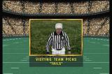 John Madden Football 3DO Even the coin toss has video.