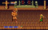 Golden Axe Amiga Death Adder himself