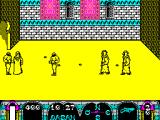 Tuareg ZX Spectrum Not a good place to be. Lots of bad guys shooting things
