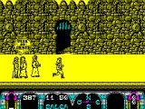 Tuareg ZX Spectrum Some in-game characters have messages