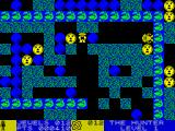 Rockford: The Arcade Game ZX Spectrum There's something nasty in the space over on the right that will escape when the coin is collected, best leave it for now