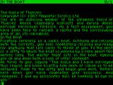 The Guild of Thieves ZX Spectrum This is the first screen in the game