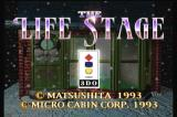 The Life Stage 3DO Title screen