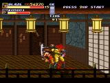 Streets of Rage Remake Windows Blaze performs one of her more powerful moves (2011 version).