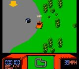 R.C. Pro-Am NES You can collect various useful items on track