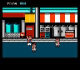River City Ransom NES A peaceful area