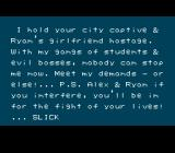 River City Ransom NES The story