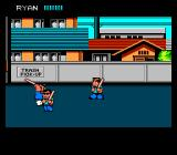 River City Ransom NES Hey, careful with that there stick!