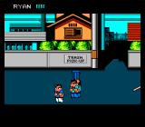 River City Ransom NES How dare you throw crates on me!