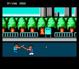 River City Ransom NES Touché!