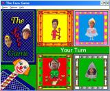 Klik & Play Windows 3.x Game 9 : The Face Game