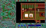 Different Realm: Kuon no Kenja PC-98 Waking up at the Lizard Tusk village