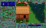 Different Realm: Kuon no Kenja PC-98 Lovely view in the village