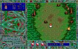 Different Realm: Kuon no Kenja PC-98 Battle in a forest