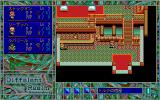 Different Realm: Kuon no Kenja PC-98 Again, note the nice animations in this inn
