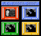 R.C. Pro-Am II NES Upgrading your car
