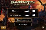 Frankenstein: The Dismembered Bride iPhone Options