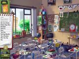 DinerTown Detective Agency Macintosh Classroom - objects