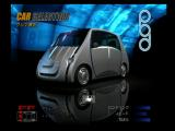 "Gran Turismo Concept: 2001 Tokyo PlayStation 2 The Toyota ""pod""."