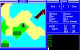 Genesis: Beyond the Revelation PC-88 Starting location - a peninsula