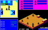 Genesis: Beyond the Revelation PC-88 Battle! Interesting isometric perspective