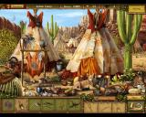 Golden Trails: The New Western Rush Macintosh Indian Camp - objects