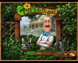 Gardenscapes Macintosh Title / loading