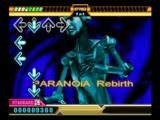 "DDRMAX 2: Dance Dance Revolution PlayStation 2 No DDR is complete without the maniacal song ""Paranoia""."