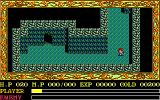 Ys II: Ancient Ys Vanished - The Final Chapter PC-88 Way to the haunted village