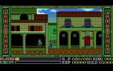 Ys III: Wanderers from Ys PC-88 City exploration
