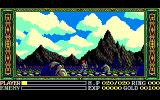 Ys III: Wanderers from Ys PC-88 Nice view!