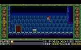 Ys III: Wanderers from Ys PC-88 Wee! I found a treasure chest!! Wee! Wee!!