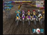 Jeremy McGrath Supercross 2000 Dreamcast The Starting Line
