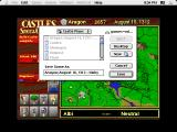 Castles II: Siege & Conquest Macintosh Game save