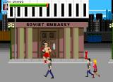 Ivan Drago! Browser The game starts at the soviet embassy.