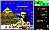 Bomb Jack PC-88 Ancient Egypt