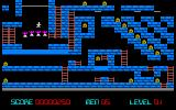 Championship Lode Runner PC-88 Dangerous situation!