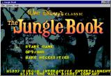 Disney's The Jungle Book Windows Title and Main Menu (Double Size)
