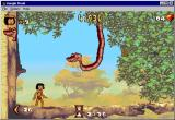 Disney's The Jungle Book Windows One of the boss fights (Double Size)