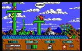 "Cosmo's Cosmic Adventure: Forbidden Planet DOS ""Ouch!"""