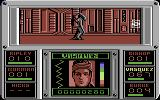 Aliens Commodore 64 Vasquez makes an discovery