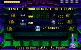 Mystic Midway: Rest in Pieces DOS Level 1 start