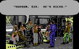 Aliens: The Computer Game Commodore 64 Introduction