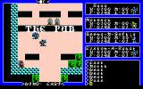 Exodus: Ultima III PC-88 What an original name...