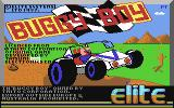 Speed Buggy Commodore 64 Title Screen