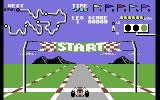 Speed Buggy Commodore 64 Get ready!